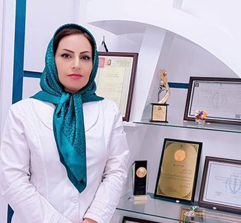 دکتر آسیه رضوانی متخصص سونوگرافی و رادیولوژی